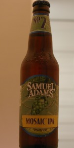 Samuel Adams Latitude 48 Deconstructed IPA - Mosaic (2014)