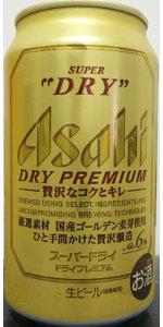 Asahi Dry Premium