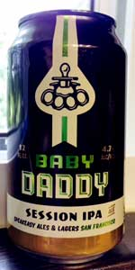 Baby Daddy Session IPA