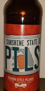 Sunshine State Pils