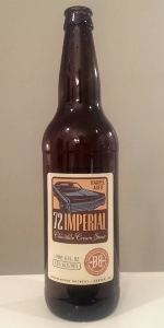 Barrel Aged 72 Imperial Chocolate Cream Stout