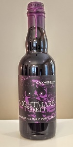 Crooked Stave Nightmare On Brett - Port Barrel