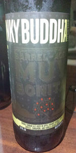 Barrel Aged Muy Bonita (Laird's Apple Brandy)