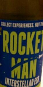 Rocket Man Interstellar ESB