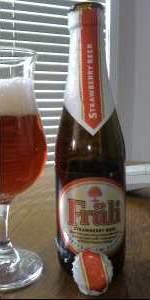 Van Diest Früli Strawberry Beer