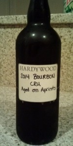 Bourbon Cru Aged On Apricots