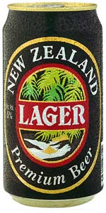 New Zealand Lager