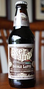 Double Latte: Coffee Milk Stout (Beer Camp Across America)
