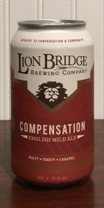 Compensation   Lion Bridge Brewing Company   BeerAdvocate