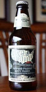 Torpedo Pilsner: Hoppy Pilsner (Beer Camp Across America)