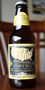 Myron's Walk: Belgian-Style Pale Ale (Beer Camp Across America)