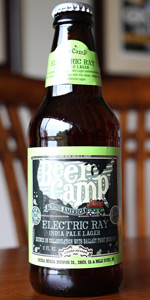 Electric Ray: India Pale Lager (Beer Camp Across America)