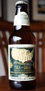 Yvan The Great: Belgian-Style Blonde (Beer Camp Across America)