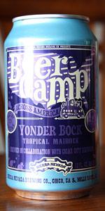 Yonder Bock: Tropical Maibock (Beer Camp Across America)