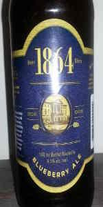1864 Blueberry Ale
