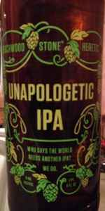 Unapologetic Ipa