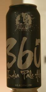 360 India Pale Ale