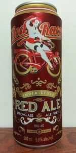 Red Racer India Style Red Ale (DUPLICATE)