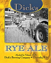 Rye Ale