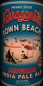 Narragansett Private Stock Series - Town Beach Imperial India Pale Ale