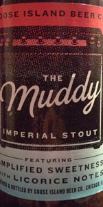 The Muddy Imperial Stout