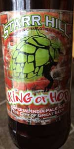 King Of Hop Imperial IPA