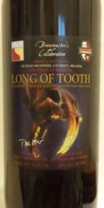 Long Of Tooth
