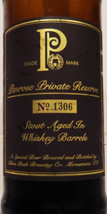Penrose Private Reserve No. 1306