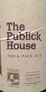 The Publick House IPA