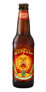 Wilhelm Scream Pumpkin Ale