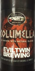 Cigar City / Evil Twin Columella