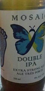 Mosaic Double IPA