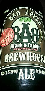 Black And Tackle (Wine Barrel Aged)