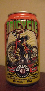 Tricycle Grapefruit Radler