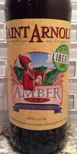 Saint Arnold Amber (Dry Hopped With Liberty)