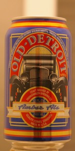 Old Detroit Amber Ale