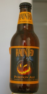 Haunted Pumpkin Ale