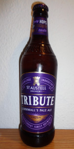 St. Austell Tribute Premium Cornish Ale
