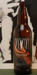 White Birch Phoenix: Oak Aged Tripel
