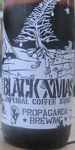 Black Xmas Imperial Coffee Stout
