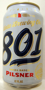 801 Small Batch Pilsner