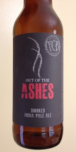 Out Of The Ashes - Smoked India Pale Ale