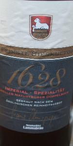 1628 Heller Naturtrüber Doppelbock