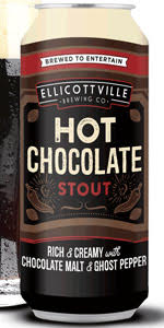Hot Chocolate Stout