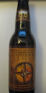 Expedition Stout - Bourbon Barrel-Aged