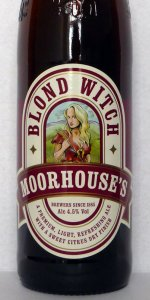 Moorhouse Blond Witch