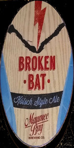 Broken Bat Kolsch