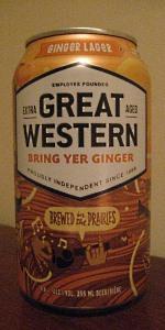 Bring Yer Ginger