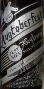 Augtoberfest Fest Bier