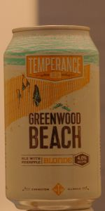 Greenwood Beach Blonde